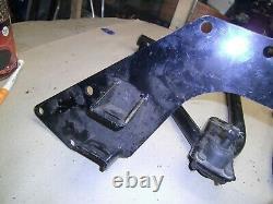 1962 1967 62 1965 1964 Chevy 2 II Nova Cpp Mini Subframe Kit Lower Tubular Arms