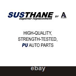 4 pcs Rear Axle Subframe Control Arm Mounts Polyurethane Bushings for BMW E53 X5