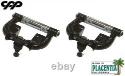 67-70 Ford Mustang Cpp Mini Sub Frame Black Upper Lower Tubular Arms USA Made