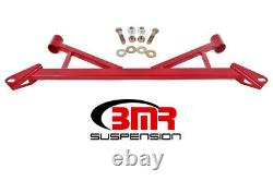 BMR 15-17 S550 for Mustang Front 4-Point for Subframe Chassis Brace Red bmrC