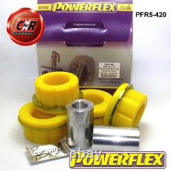 BMW E92 3 Series Coupe 05on Powerflex Rear Subframe Front Mounting Bush PFR5-420