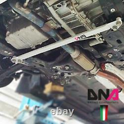 DNA Front Subframe Tie Rod Kit for Fiat 500 US Abarth Models PN PC0462