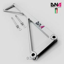 DNA Racing Front Suspension Subframe Tie Rod Kit Renault Clio Mk4 & RS PC0057
