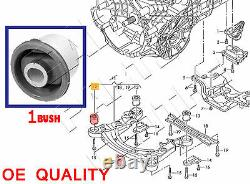 For Audi A6 4f Front Subframe Front Bush Bushing Germany Quality Saloon 04-11