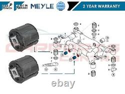 For Bmw 5 6 Series E60 E61 E63 E64 Rear Axle Sub Frame Front Rear Centre Bushes