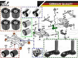 For Bmw X5 E53 Rear Subframe Front Diff Differential Bush Bushes Integral Links