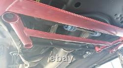 Ford Focus Mk2 ST225/TDCi Front Subframe Rear X Brace, Performance Chassis Brace
