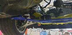 Front Cross Member Brace, Subframe Brace for Subaru Impreza WRX STI 2008-2014