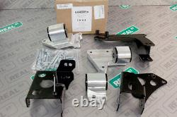 Hasport Civic EK 96-00 K20a K24 K Series Engine Mount Kit Using EG Subframe U70A