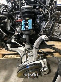 JAGUAR XE Front Suspension LH LEFT HAND FRONT 2.0l Diesel AWD