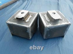 Lancia Fulvia Coupe/Sport Zagato new sub-frame mounting boxes (Pair) All models