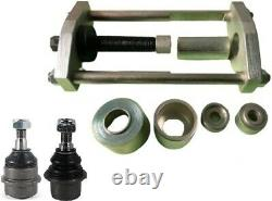 Land Rover Discovery II Front Upper Lower Ball Joint Bush Removal Install Tool