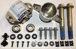 MG TF Front Subframe Front Stainless Steel Mounting Kit with all fixings