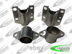 MG TF Stainless Steel Subframe Mountings KIT. Great Upgrade For MGF. KGE000110