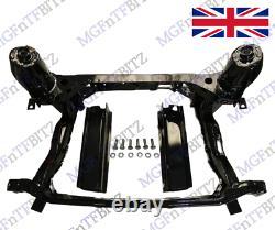 Mg Tf New Front Subframe Kgb000160 + Longitudinal Arms Zinc + Powder Coated