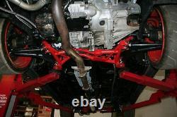 Momentum Motorsport Mitsubishi Lancer Evo 7-9 Front Tubular Subframe. LHD