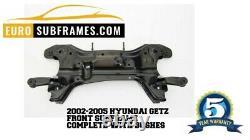 New Hyundai Getz 2002-2005 Front Subframe Sub Frame Cradle 62401-1c900