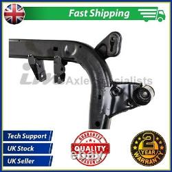 New front subframe inc radiator mounts to fits Vauxhall / Opel Zafira A