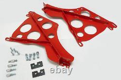 OBX Frog Arm Front Subframe Brace for 95-05 Mazda Miata NA NB 04 05 Mazdaspeed