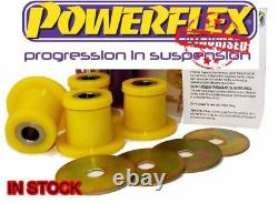 PFR19-910 Powerflex Rear Subframe Mounting Bushes fit for d
