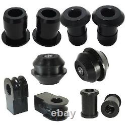 PSB Bushing Front Subframe Front Lower Arm Complete Kit For Nissan X-Trail 07-13