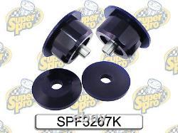 SuperPro FOR HOLDEN COMMODORE VY-VZ VX REAR SUBFRAME FRONT BUSH KIT SPF3267K