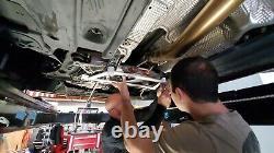 ULTRA RACING FIT 2013-2019 Audi S3 A3 (8V) 2.0 FRONT LOWER BAR (Sedan) SUBFRAME