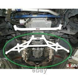 Ultra Racing 8 Points Front Subframe Lower Bar for Infiniti G35 (V35) 2003-2007