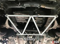 Ultra Racing Front Lower Subframe Brace for Honda Integra DC5 Civic ES EP3 EM2
