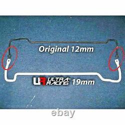 Ur Safety Bar For Infiniti Fx35/qx70 (s51) 2009-2017 Front Lower Brace/subframe