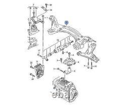 VW Polo MK3 6N1 8v 16v GTI SDI Lupo Front Engine Subframe New NOS OEM VW Part