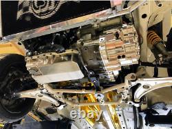 Verkline Front Tubular Lightweight Subframe for Golf MK5 MK6 & R32