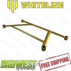 Whiteline Front Lower Control Arm Subframe Brace Fits 99-04 Honda S2000